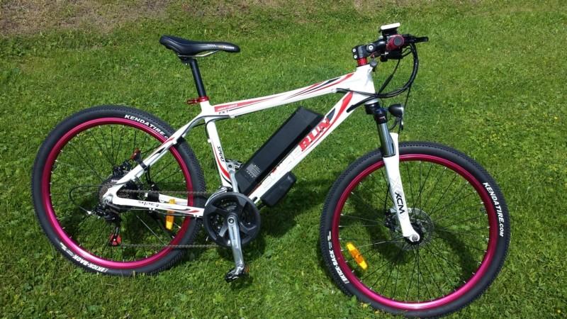 Enkelt hastighet sykkel Aachen