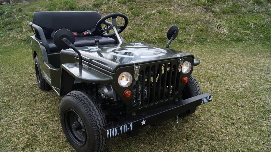 Utmerket mini jeep willys | Hageby Motor AS ATV Cross Scooter Moped Båt QF-44