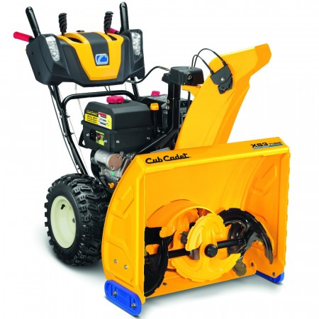 Cub Cadet 3-stegs snøfres XS3 71 SWE