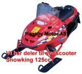 Snow King 125cc
