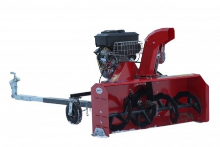 ATV Snøfres Iron Blower Pro V2 El-start