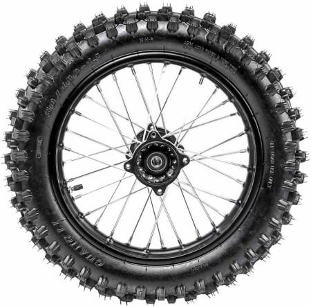 Komplett hjul
