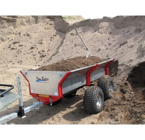 Iron Baltic Cargo henger Offroad PRO 1000